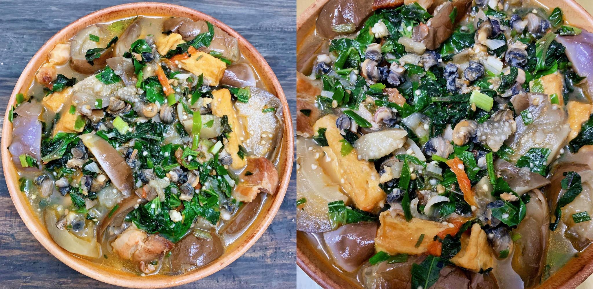 Tuyệt chiêu nấu cà bung với thịt ba chỉ đậm đà ngon cơm
