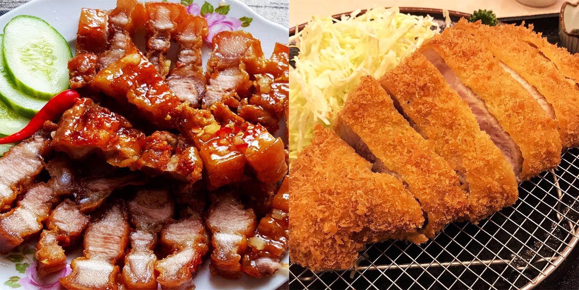 3 món thịt heo ngon đưa cơm ngày đông