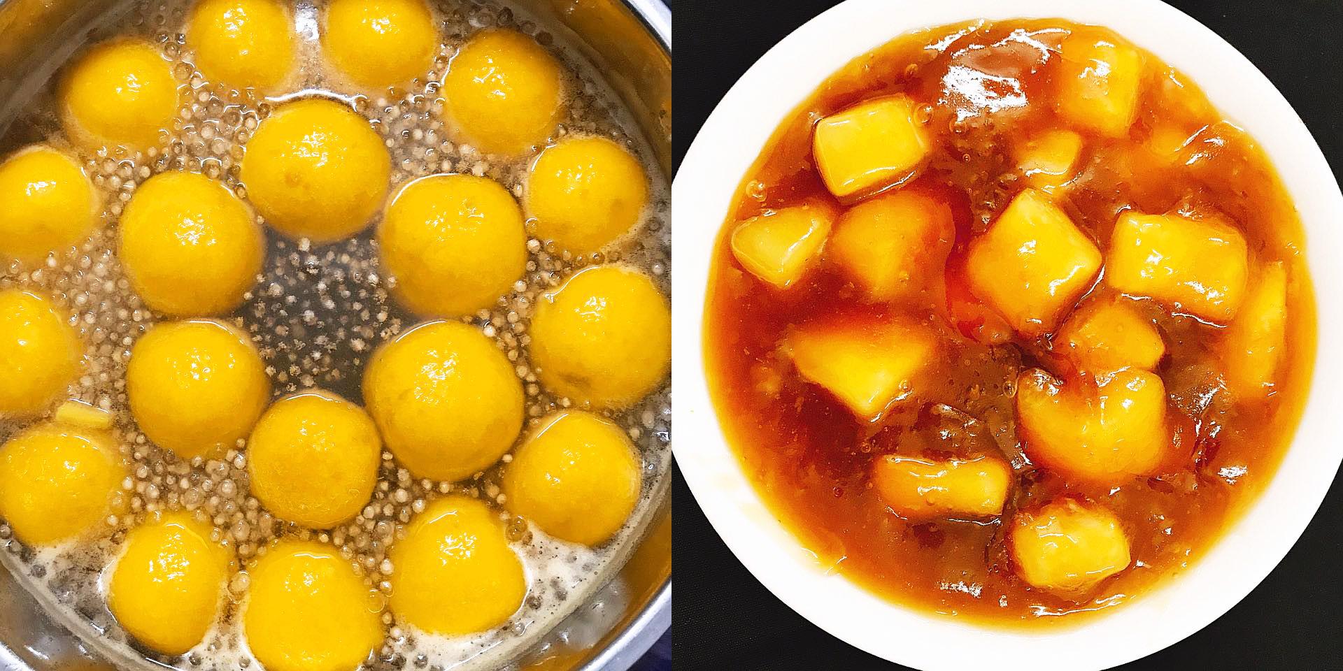 Công thức nấu 2 món chè ngon, thơm lừng, ấm nóng cho mùa đông