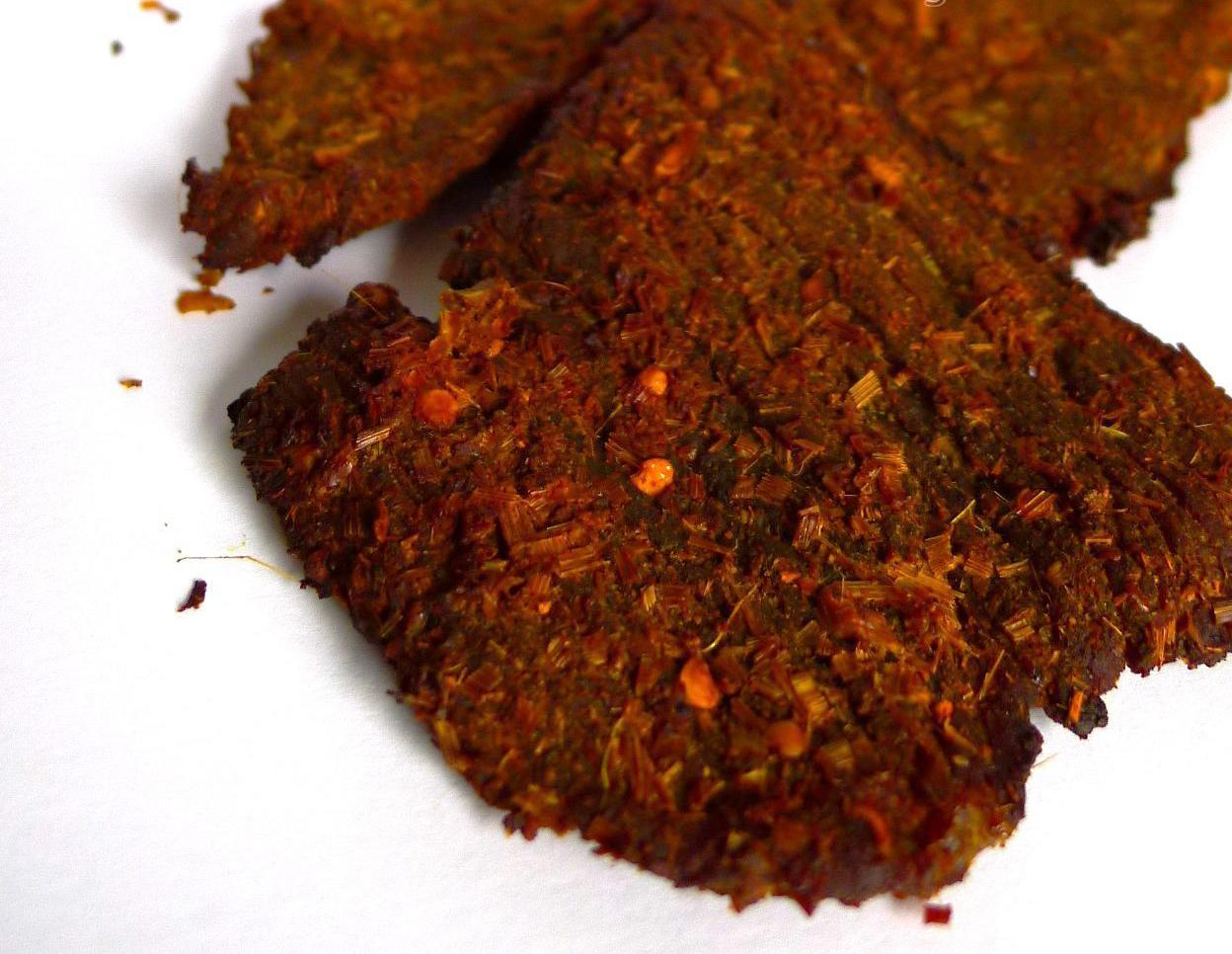 Làm thịt bò khô ngon không cưỡng nổi bằng nồi cơm điện chỉ với 40 phút