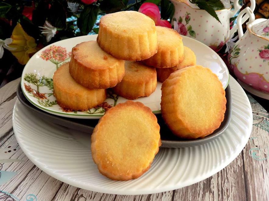 Bánh dứa Đài Loan siêu ngọt ngào dễ làm