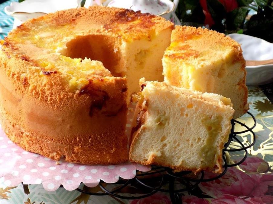 Bánh bông lan sầu riêng, ăn một miếng là ghiền