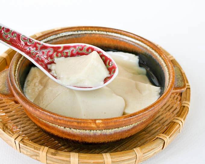 Tự làm tào phớ bằng bột rau câu và gelatin đơn giản