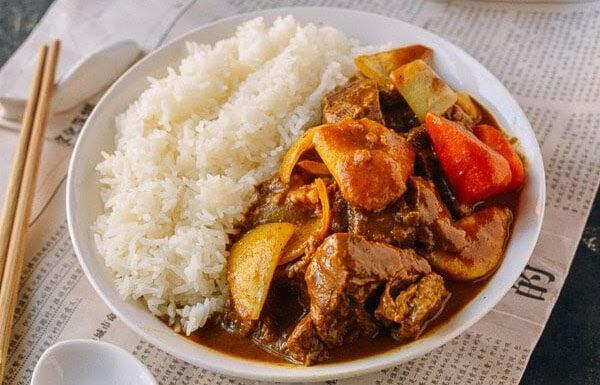 Cà ri bò mềm thơm, ăn ngon miễn chê