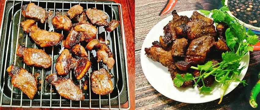 Bí quyết làm thịt nướng ngũ vị đậm đà ngon tuyệt mà không bị khô