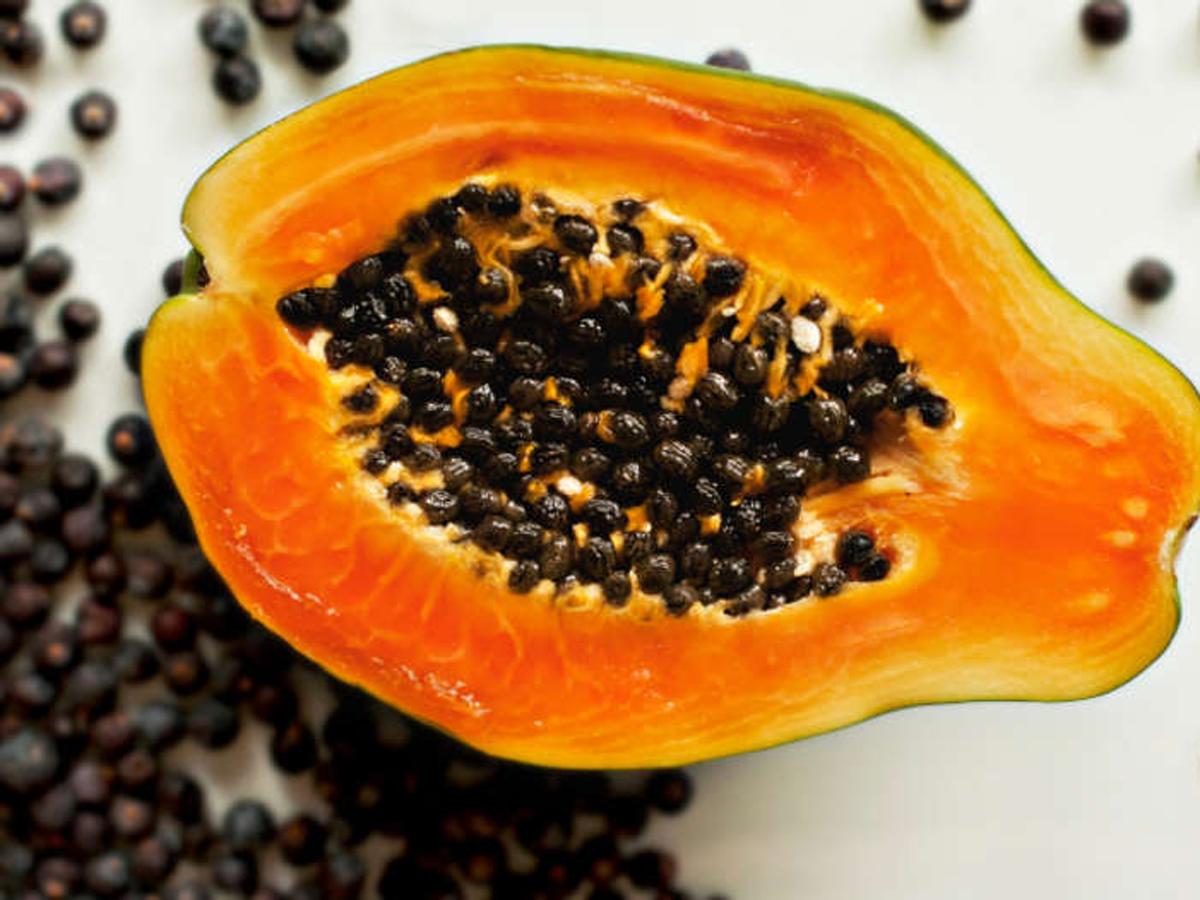 Ăn hạt đu đủ chữa bệnh gì?