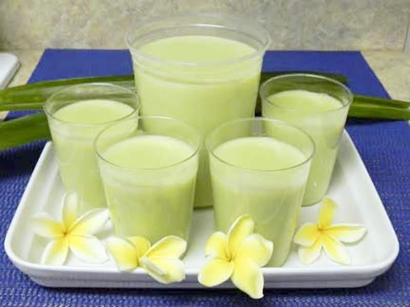 Sữa đậu xanh ngọt thơm dễ uống cho cả nhà