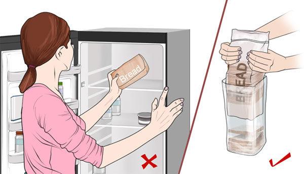 10 cách bảo quản thực phẩm quen thuộc nhất định không thể bỏ qua