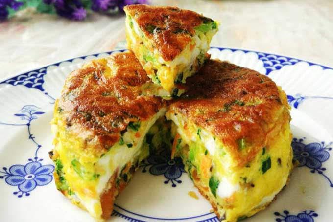 Cơm tối hết veo với 2 món trứng hấp đậm đà thơm ngon