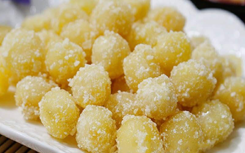 Cách làm mứt hạt sen truyền thống ngọt vị Tết
