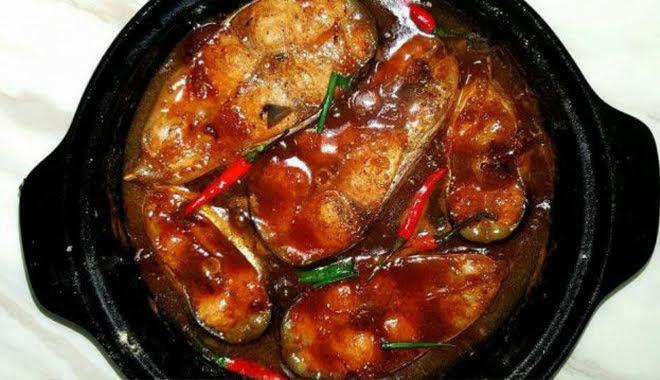 Cách kho cá bông lau thịt săn chắc, nước kho sệt, sánh, đậm đà
