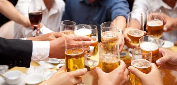 Cách giải bia rượu cấp tốc trong ngày Tết cực hiệu quả
