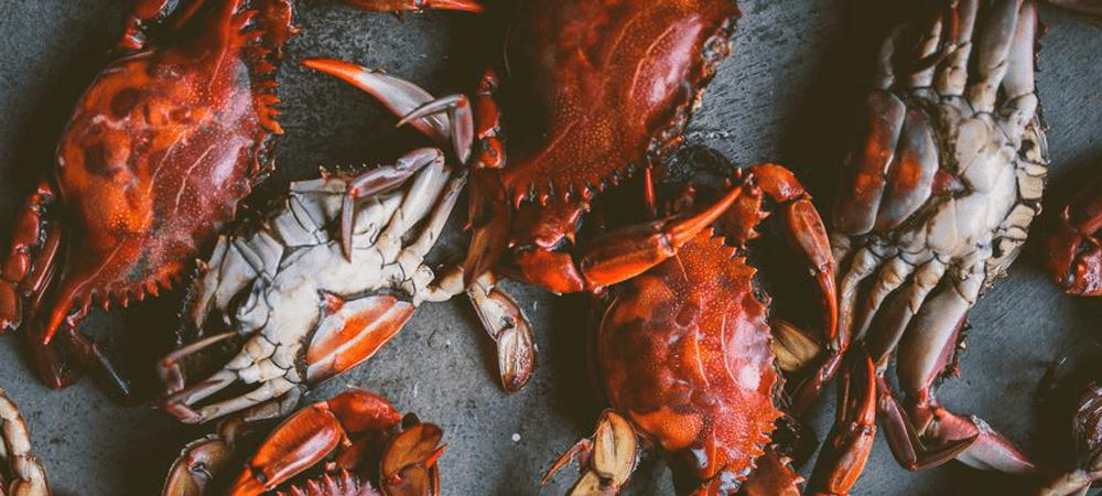 Mẹo chọn cua đồng và cua biển tươi ngon chắc thịt