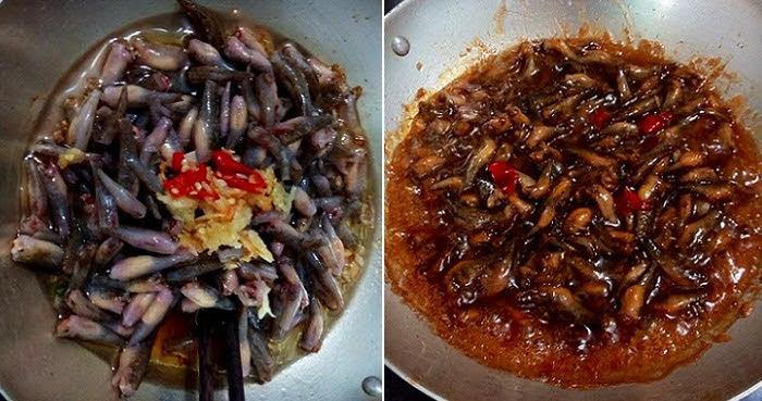 Cá bống kho tiêu dễ làm, ngon cơm