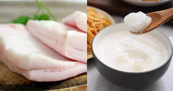 Người Việt đang dần bỏ mỡ lợn, ở nước ngoài mỡ lợn nằm trong top 10 thực phẩm bổ dưỡng nhất