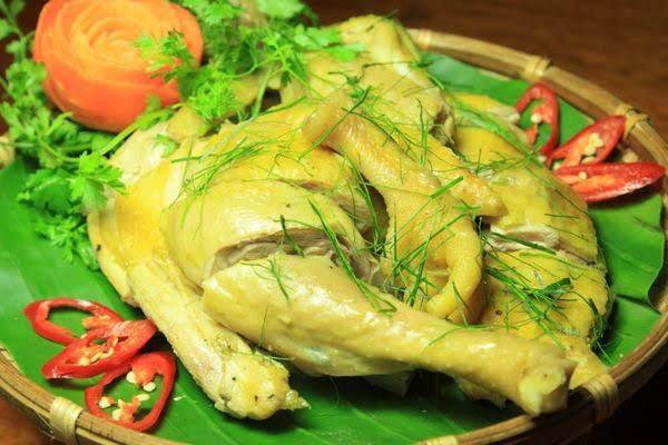 Bí kíp chế biến gà hấp muối sả bằng nồi cơm điện thơm ngon vô cùng