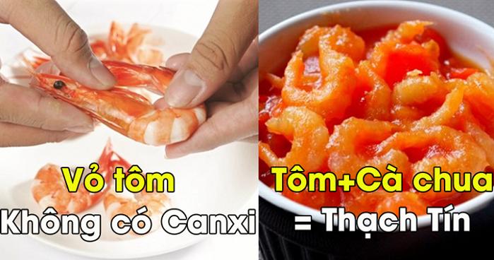 5 sai lầm khi ăn tôm mà nhiều người vẫn đang mắc phải