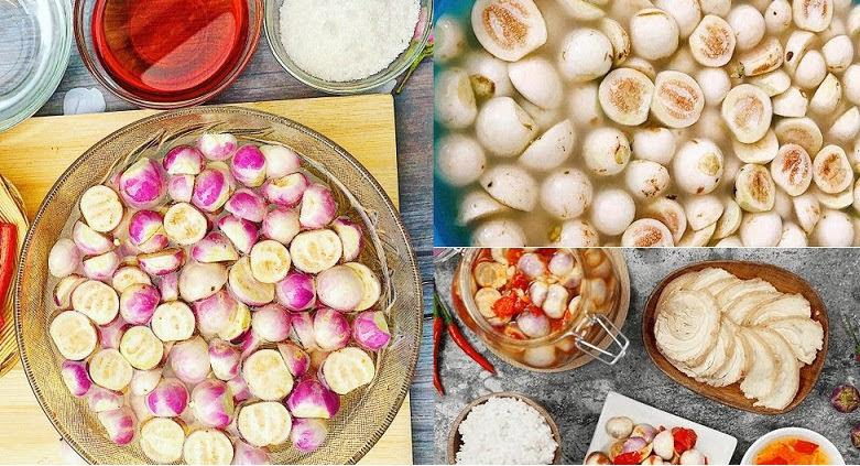 Cách làm cà muối xổi ăn ngay giòn ngon cực đơn giản