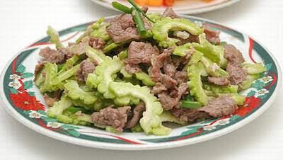 Cách làm thịt bò xào mướp đắng vừa ngon vừa tốt cho sức khỏe