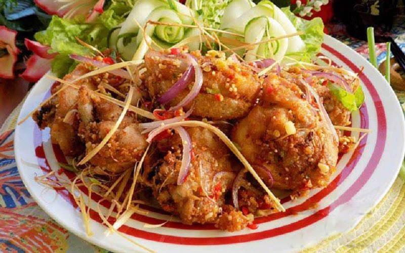Cách làm gà xóc sả ớt ngon cơm cho cả nhà