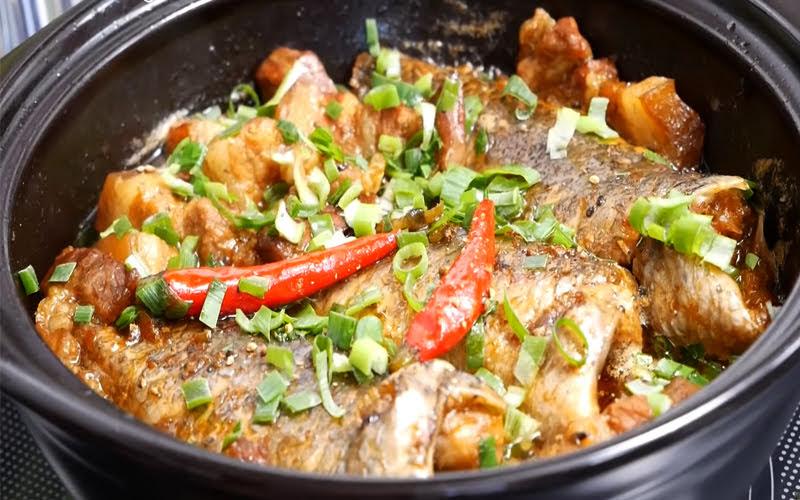 Cách làm cá rô kho tộ đơn giản, đậm đà ngon cơm