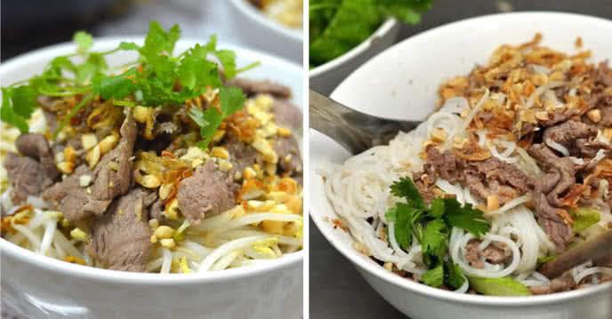 Cách làm bún bò xào đơn giản đổi bữa cho ngày chán cơm