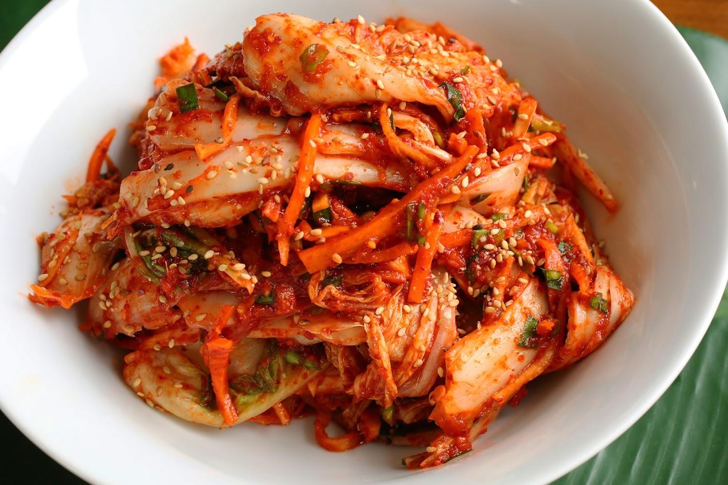 Cách làm kim chi cải thảo thơm ngon đúng chuẩn Hàn Quốc