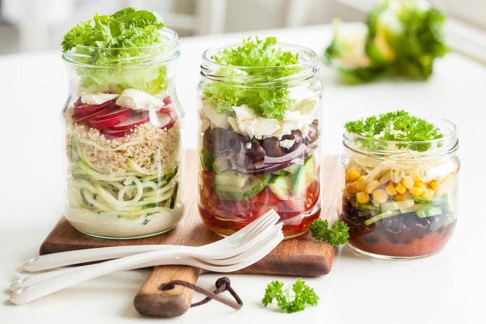 Chế độ ăn lành mạnh giúp tăng cường sức khỏe với 4 quy tắc đơn giản