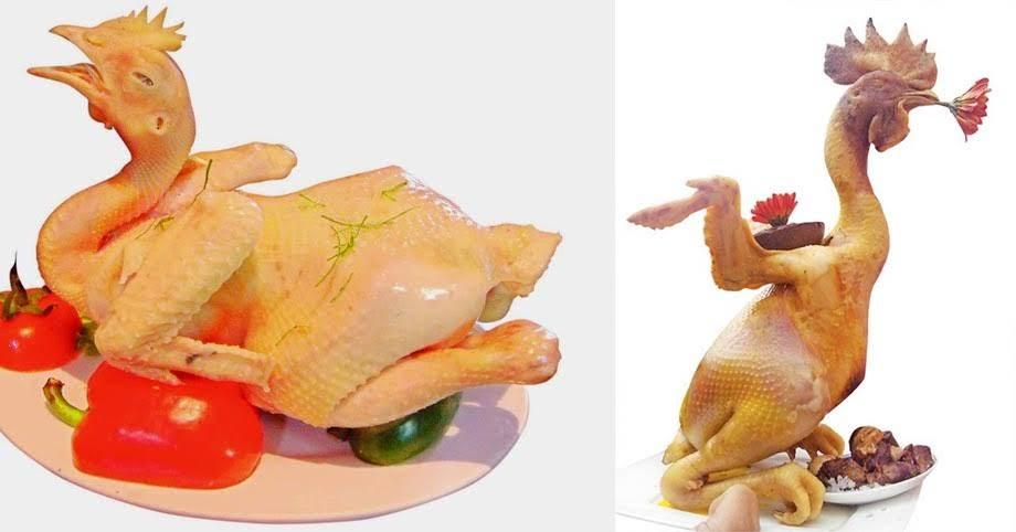 Học đầu bếp lâu năm cách luộc gà cúng vàng đẹp, căng bóng, da không bị nứt