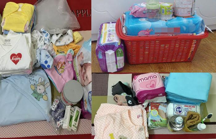 Mách mẹ bầu cách chuẩn bị đồ đi sinh em bé vừa đầy đủ vừa tiết kiệm