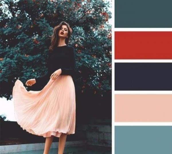 25 công thức kết hợp màu sắc để bạn luôn 'mặc đẹp không phải nghĩ'