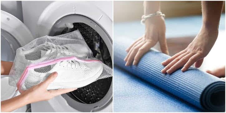 5 món đồ vô tư cho vào máy giặt, đảm bảo không hề hư lại sạch sẽ, tiết kiệm thời gian