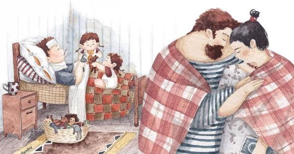 Ai đi làm về mà chẳng mệt, vợ chồng hãy nên quan tâm nhau chút cho cuộc sống bớt nặng nề