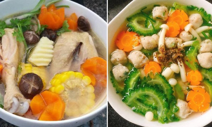 20 công thức nấu các món canh thơm ngon, thanh mát siêu đơn giản