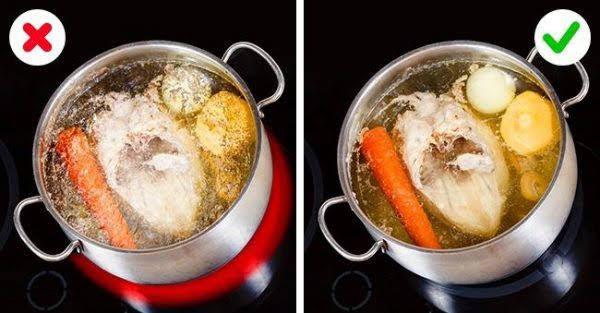 14 bí quyết nấu ăn tuyệt hay mà các đầu bếp hàng đầu luôn giấu kỹ