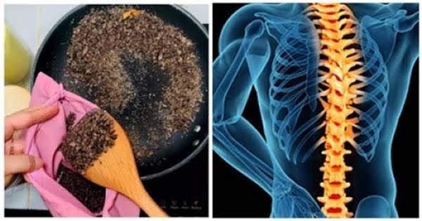 Mất ăn mất ngủ vì đau nhức xương khớp: Cứ rang muối hạt lên cùng gừng mà chữa