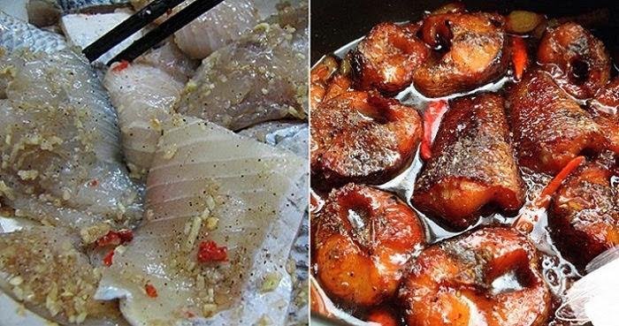 Bí quyết kho cá thơm phức, cứng thịt và ngon đậm đà