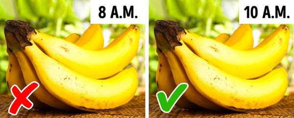 12 thực phẩm rất tốt cho sức khoẻ nhưng vô tình bị biến bổ thành hại vì ăn sai thời điểm