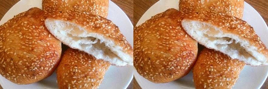 Cách pha bột làm bánh tiêu cực đơn giản, ngon giòn thơm phức