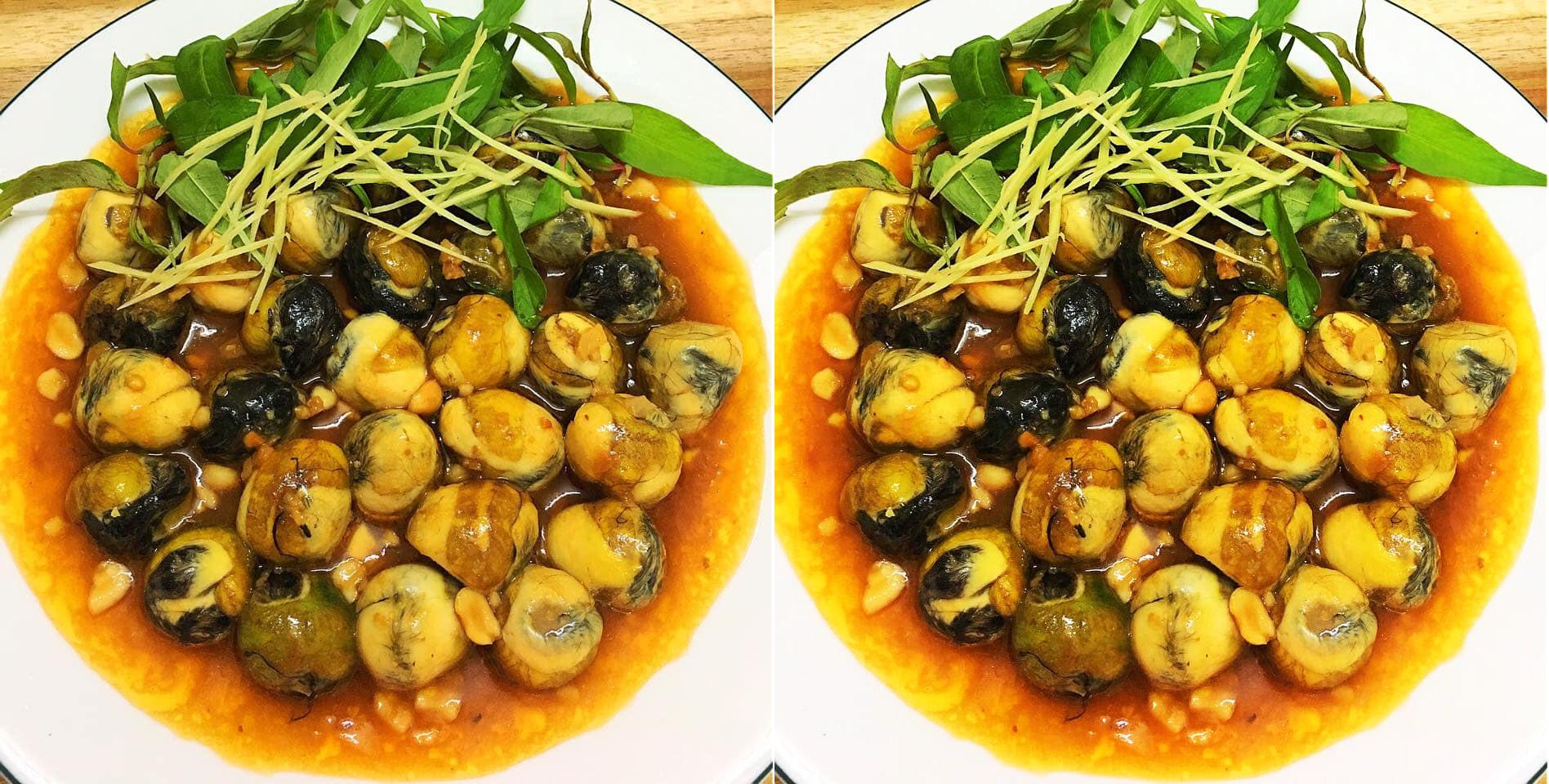 Công thức cút lộn xào me chua cay ăn cực ngon lại rất dễ làm