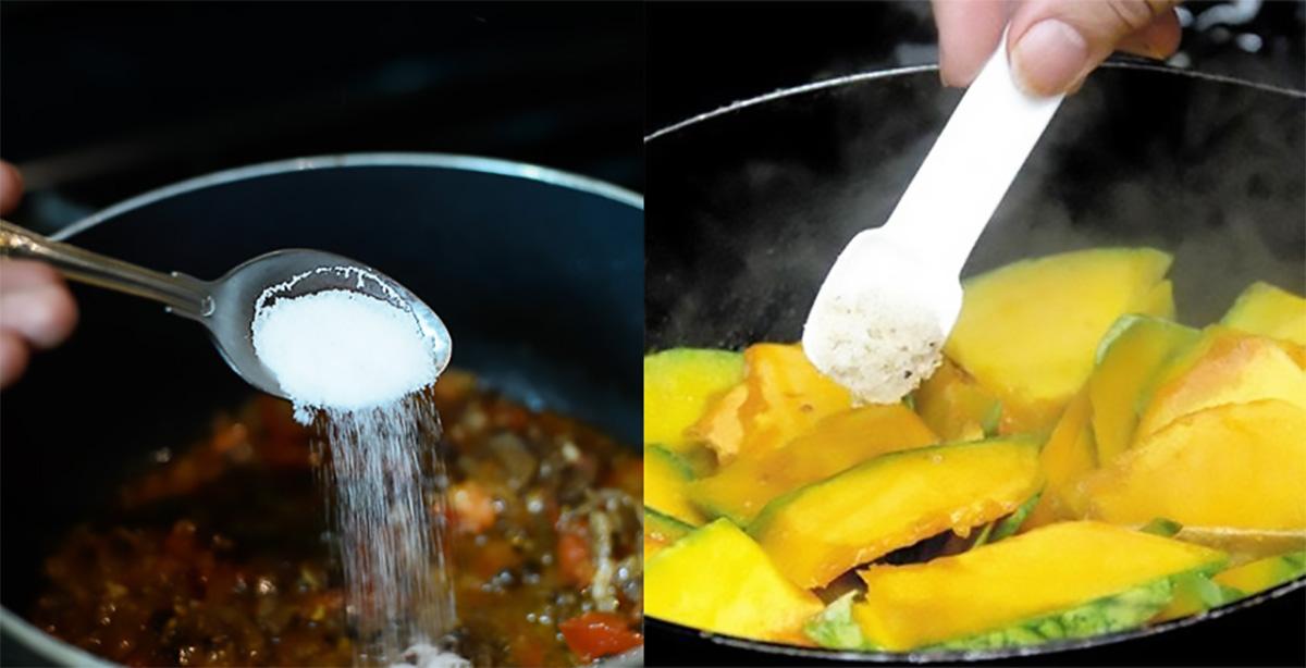 Bạn có tin mình cũng mắc sai lầm khi dùng gia vị nấu ăn hằng ngày không?