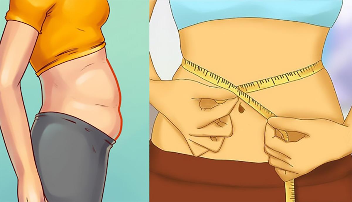 Cách giảm mỡ cực nhanh theo từng loại béo bụng, lấy lại eo thon gọn như mơ