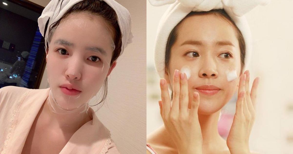 Bí quyết dưỡng da theo khung giờ để da bóng khỏe, mướt mịn như gái Hàn