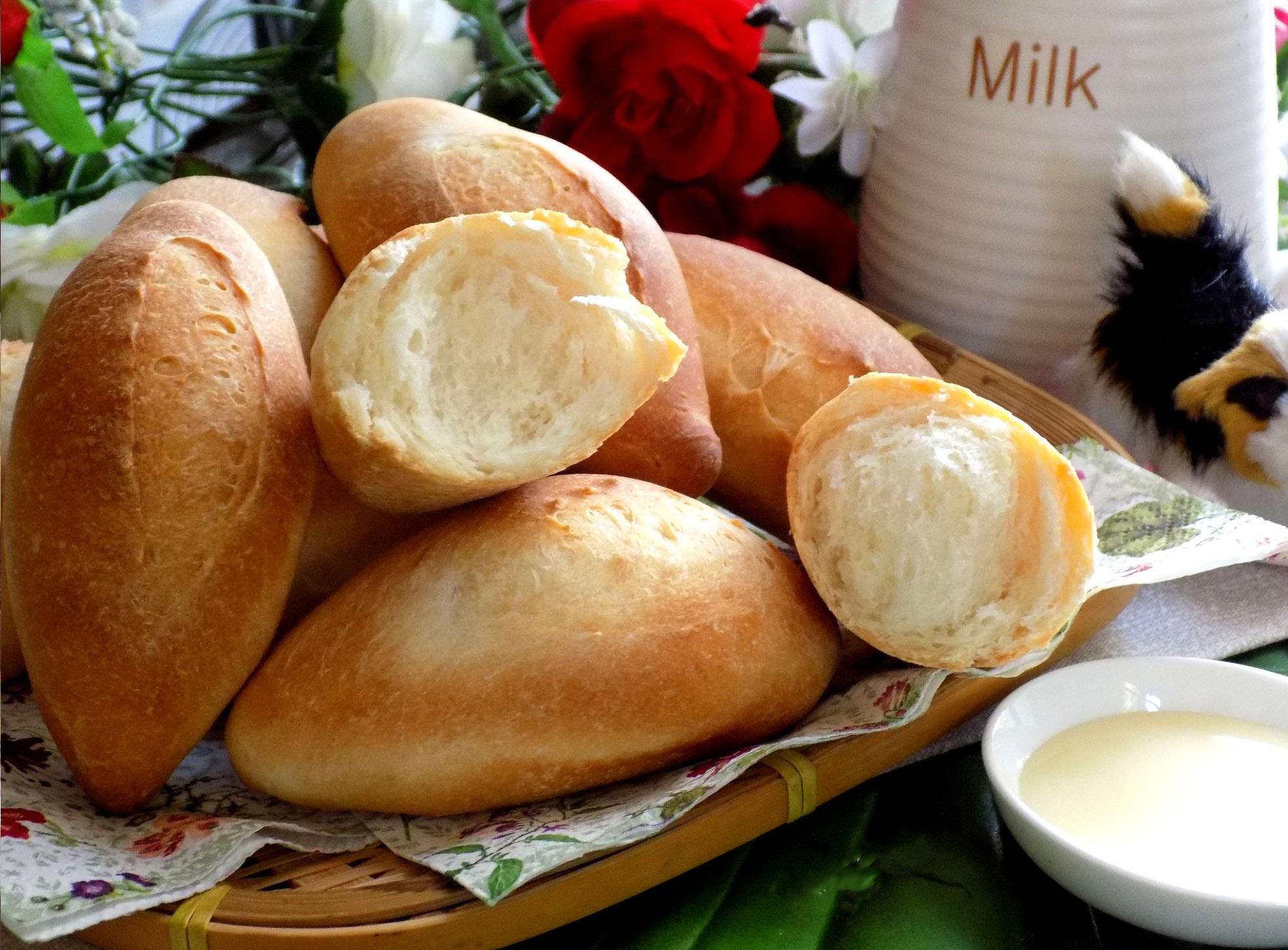 Cách làm bánh mì mini thơm giòn xốp vừa đẹp vừa ngon