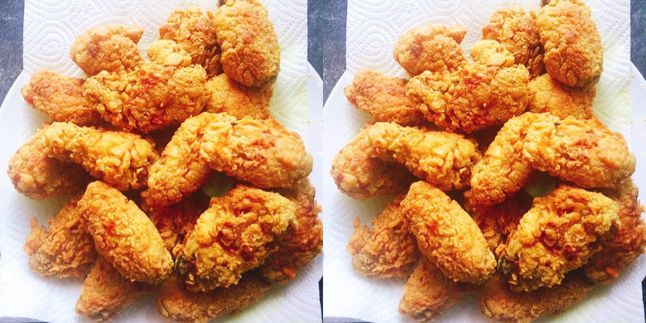 Bí quyết làm gà rán KFC ngon tuyệt đỉnh như ngoài hàng