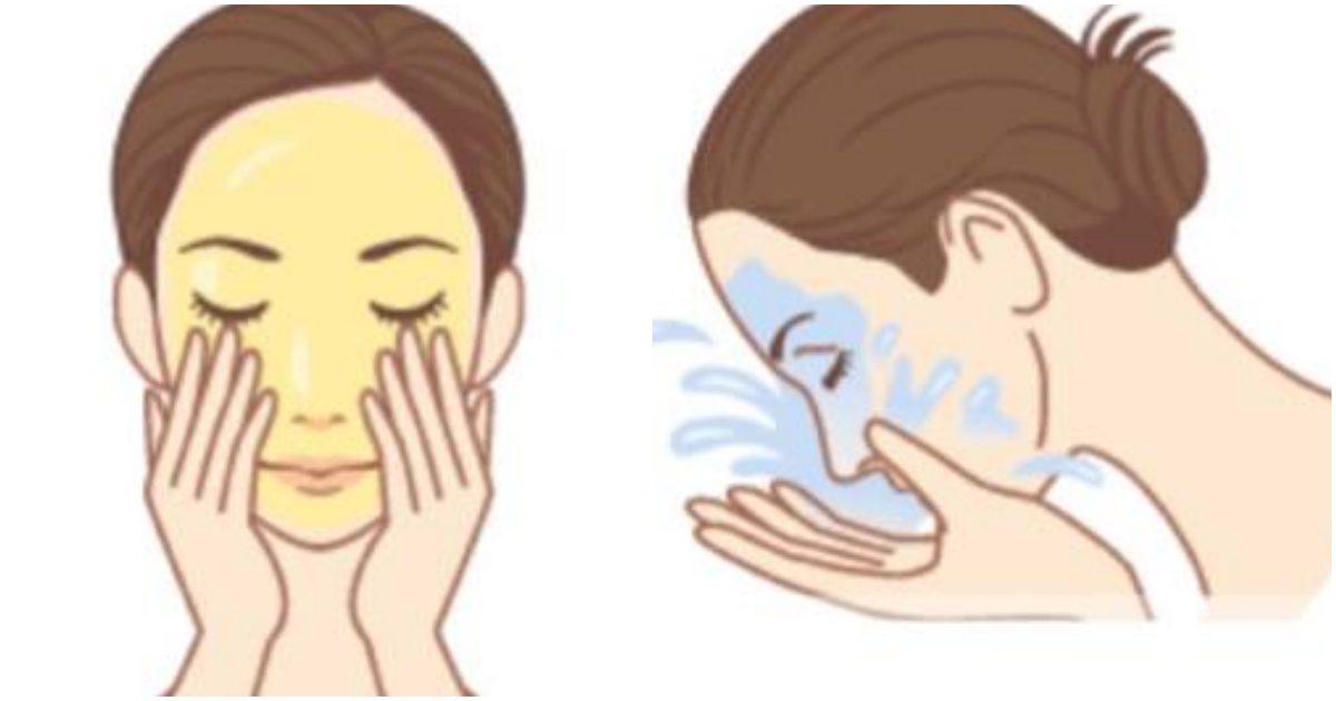 Bí quyết rửa mặt 4 – 2 – 4 hack da mịn màng không khuyết điểm tuyệt hay