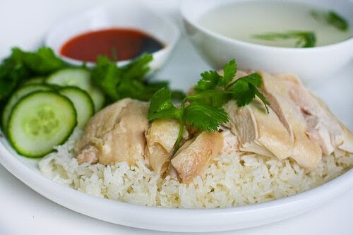 Bí quyết cho món cơm gà Hải Nam ngon hoàn hảo
