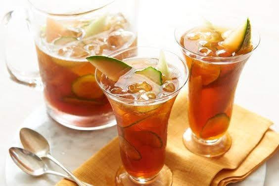 Hè về rồi, cùng trổ tài làm trà dưa lưới ngọt thanh giúp giải nhiệt các nàng ơi!