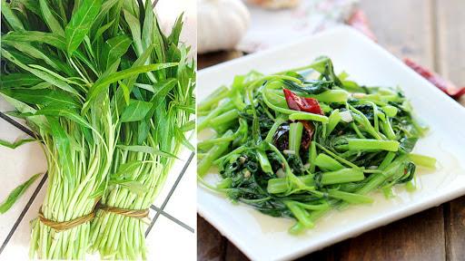 11 lợi ích của rau muống có thể bạn không biết