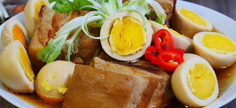Cách nấu thịt kho tàu đúng chuẩn Nam Bộ ngọt mềm đưa cơm